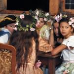 Son et lumieres - Les enfants